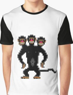 Look behind you! (Monkey Island) Graphic T-Shirt