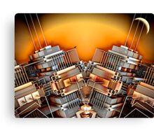 Little Neutrino Canvas Print