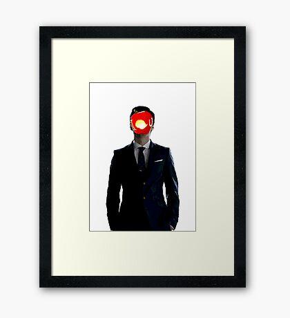 Moriarty - Son of Man Framed Print