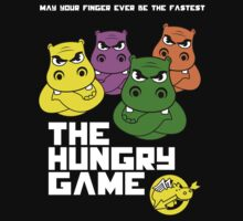 The Hungry Game by Paulychilds