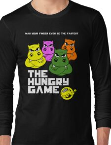 The Hungry Game Long Sleeve T-Shirt