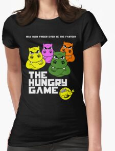 The Hungry Game Womens Fitted T-Shirt