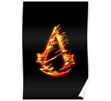 ASSASSINS - Fire Version Poster