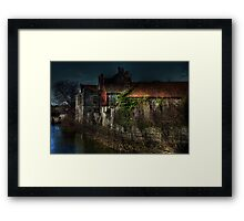 Arch Bishops Palace  Framed Print