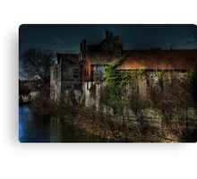 Arch Bishops Palace  Canvas Print