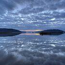 Cloudy Evening by Veikko  Suikkanen
