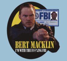 Bert Macklin, F.B.I. by vintageham