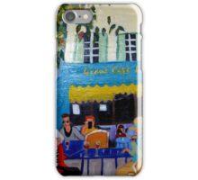Le Grand Cafe Riche iPhone Case/Skin