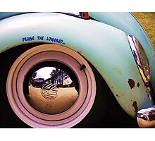 Praise the lowered ... Photographic Print