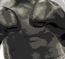 GGG Gennady Golovkin Black and white Boxing Sticker