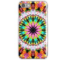 Colorful Mirror Abstract 2 iPhone Case/Skin