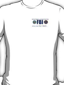 Bert Macklin: FBI T-Shirt