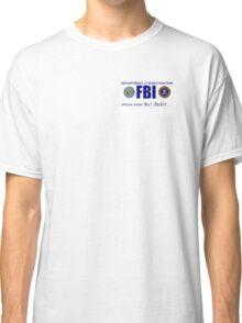 Bert Macklin: FBI Classic T-Shirt