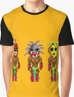 Monkey Island's Cannibals (Monkey Island) Graphic T-Shirt