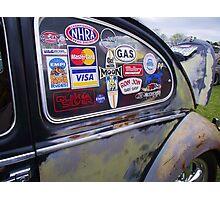 stickers Photographic Print