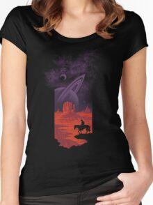 Final Frontiersman II Women's Fitted Scoop T-Shirt