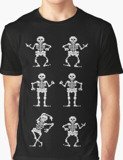 Bone Parents Dance (Monkey Island 2) Graphic T-Shirt
