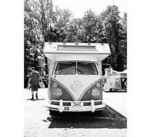 RVW hut Photographic Print