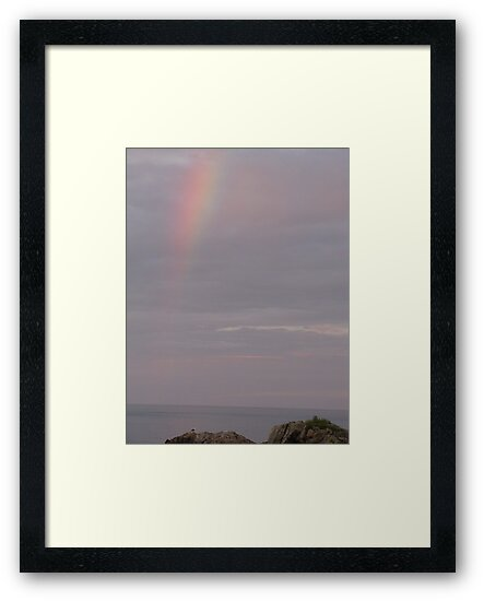 Ogunquit Rainbow by kgarrahan