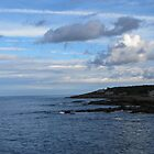 View from the Marginal Way #1 by kgarrahan