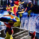 Water Dancer by Euge  Sabo