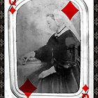 Queen Victoria (Tin-Type) by Penny Odom