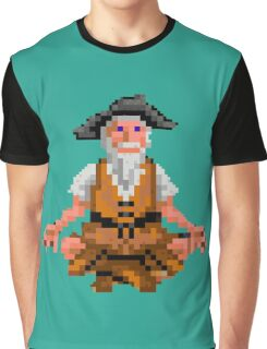 Herman Toothrot #01 (Monkey Island) Graphic T-Shirt