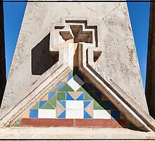 Mosaic Cross by smylie