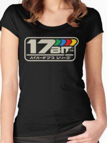 17-BIT HYPER DEPTH SERIES Women's Fitted Scoop T-Shirt