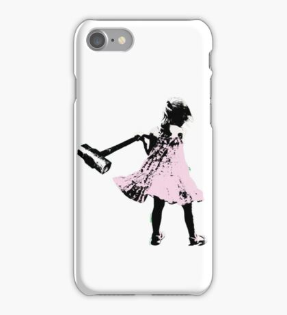 Hammer girl - Switched at Birth iPhone Case/Skin