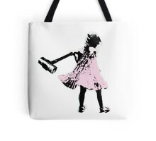 Hammer girl - Switched at Birth Tote Bag