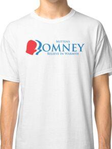 Mittens Romney Classic T-Shirt