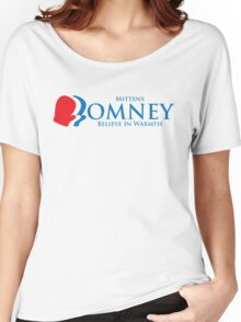 Mittens Romney Women's Relaxed Fit T-Shirt