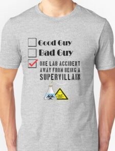 One lab accident T-Shirt