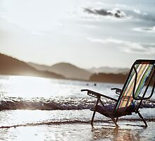 Brazilian beach by Thiago Vidotto