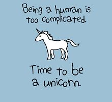 Time To Be A Unicorn Unisex T-Shirt