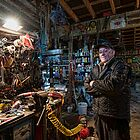 Don in His Shop by toby snelgrove  IPA