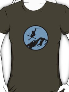 skiing 3 T-Shirt