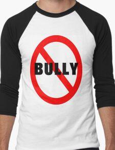 No Bully Men's Baseball ¾ T-Shirt