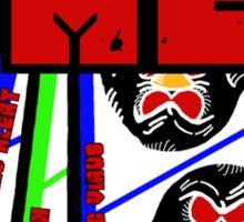 The Game of Smeg! Sticker