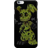 FNAF 3 Springtrap iPhone Case/Skin