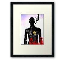R-Evolve (Smoke Stacks and Casual Slacks) Framed Print