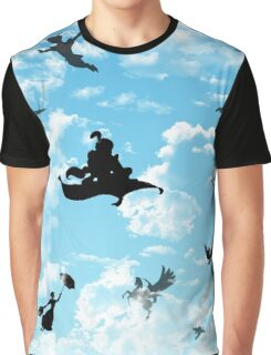 Magic in the Sky Graphic T-Shirt