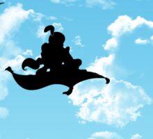 Magic in the Sky Sticker