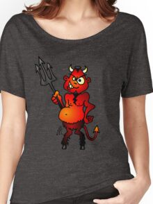 Fat red devil Women's Relaxed Fit T-Shirt