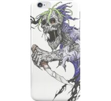 The Attack iPhone Case/Skin