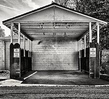 Don't Park Here by Jeffrey  Sinnock