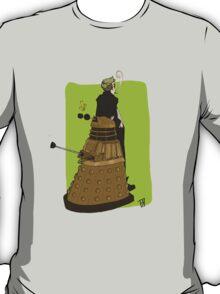 Wholock Moran and the Dalek T-Shirt