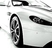 Aston Martin V12 Vantage by Andrew Cooper