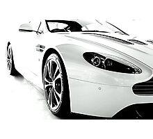 Aston Martin V12 Vantage Photographic Print